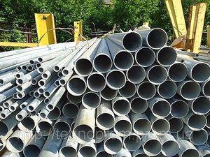 Труба нержавеющая и детали трубопровода. — Стилверс