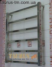 Полотенцесушитель из нержавеющей стали Quatro 6 / 650x500 от TAURUS — TAURUS TM