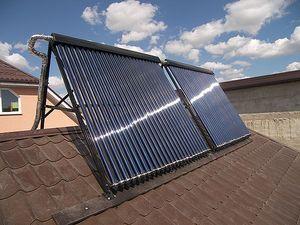 Солнечный коллектор (сплит-система) — Теплоцель