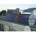 Солнечная установка для ГВС и отопления