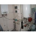 Параллельное подключение газового и электроотопления