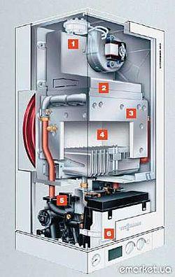 ремонт монтаж газовых котлов и колонок, систем отопления