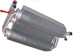 Пластины теплообменника Tranter GX-042 P Липецк