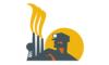Логотип компанії Комінтерм