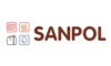 Логотип компании САНПОЛ